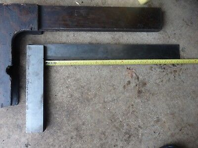 "Moore & Wright 21.5"" set square"