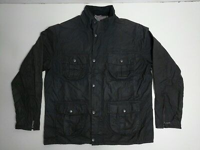 Barbour New Utility Wax Jacket Men's Size XL / X-Large A419 Hunting Beaufort