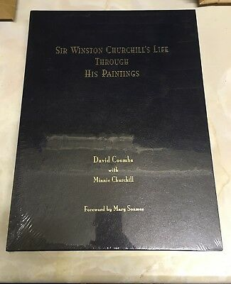Sir Winston Churchill's Life Through his Paintings BN in slipcase 1929154143