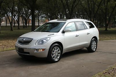 2012 Buick Enclave Premium 1 Owner Perfect Carfax 1 Owner Perfect Carfax Heated and Cooled Seats 7 Passenger MSRP New $47975