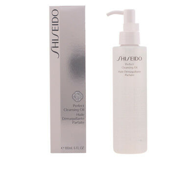 Cosmética Shiseido mujer PERFECT cleansing oil 180 ml