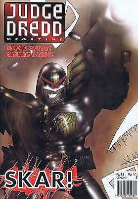 JUDGE DREDD	The Megazine	no.	75	Mar	17	1995