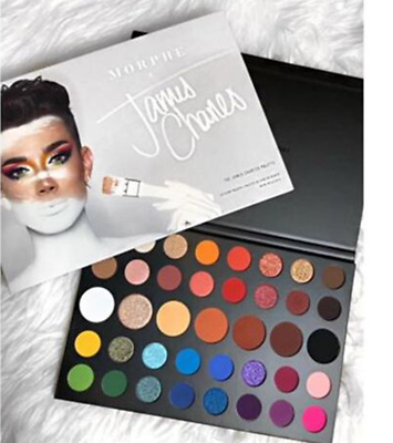 Newest Hot MORPHE x JAMES CHARLES Inner ARTIST PALETTE - Ladies' Holiday Gifts