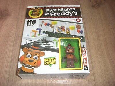 Party Room Five Nights at Freddy´s Bauset von McFarlane Toys