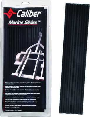 """Boat Marine Trailer Bunk Slide 1.5"""" X 15"""" Black Pack of 10 Launch Launch Easy"""