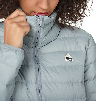 Burton Packable Down Insulator Jacket Grey size M RRP £120