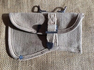 WWI Canvas Hand Axe Cover M-1910 Original