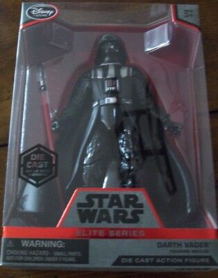 Star Wars Darth Vader.Elite series Premium.Disney Store..
