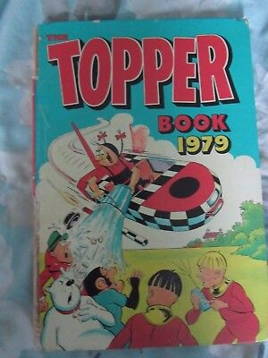 The Topper Annual 1979