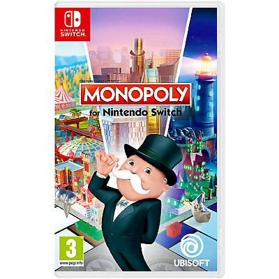 Monopoly (Nintendo Switch) Game | Brand New & Sealed | + Fast & Free Delivery !