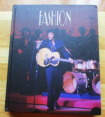 """NEAR MINT Elvis Presley FTD """" FASHION FOR A KING"""" BOOK + 2 CD's"""