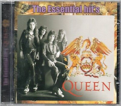 Queen CD The Essential Hit's Brand New Sealed Rare