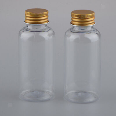593feb6293f0 20PCS 80ML EMPTY Makeup Containers Sample Bottles Plastic Tubes for Travel