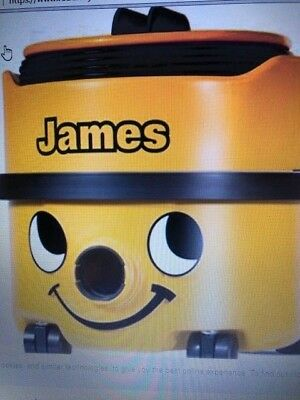 Numatic James Hoover Brand New Boxed