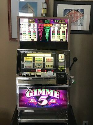 1998 Vintage Bally's Slot Machine