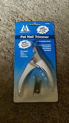 Millers Forge Pet Nail Trimmer Sealed