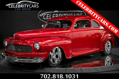 1947 Mercury Eight 350 Custom Resto Mod 1947 Mercury Eight  350 v8 Custom Resto Mod 350 100k+ build 2 dr Las Vegas