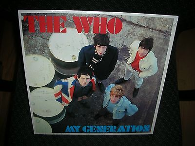 THE WHO **The Who Sings My Generation **BRAND NEW RECORD LP VINYL