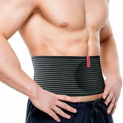 Umbilical Hernia Belt for Men and Women - Abdominal Support Binder