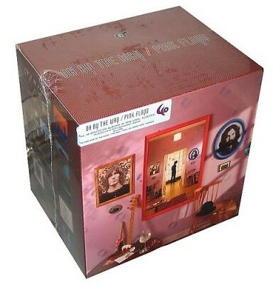 """PINK FLOYD """"Oh By The Way"""" Limited 16 CD Box Set / FACTORY SEALED BOX SET"""