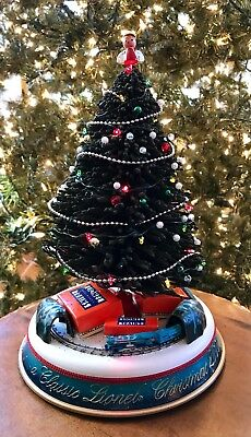 Lionel Trains  Christmas 2000 Bottle Brush Tree Lights Music Limited Edition