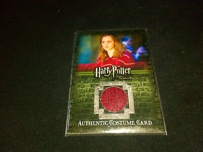 Harry Potter OOTP C3 Hermione's Jumper Costume Card