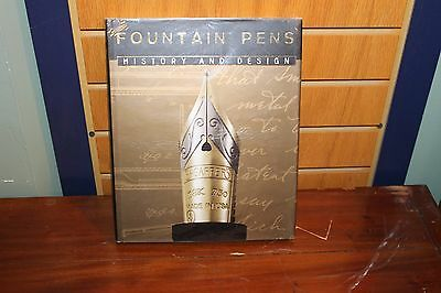 Fountain Pens History & Design European Publication Hard Cover By Various Author