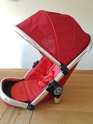 Icandy Peach Red Seat Unit red good condition need gone as have two.