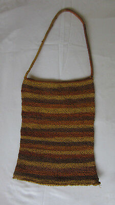 Aboriginal - Woven Dilly Bag - Port Keats - Nt. Buy It Now