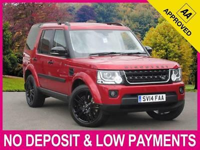2014 14 Land Rover Discovery 3.0 Sdv6 Hse 5D Auto 255 Bhp 7 Seat