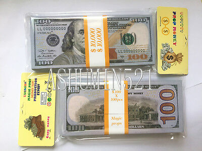 $20000,  single side printing Props notes ,gifts ,play money,gift 200*$100