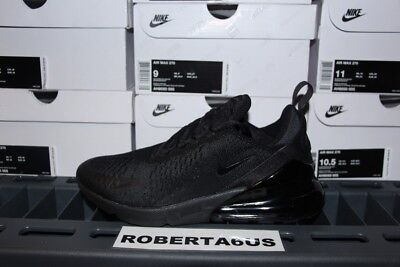 Nike Air Max 270 Triple Black Black AH8050-005