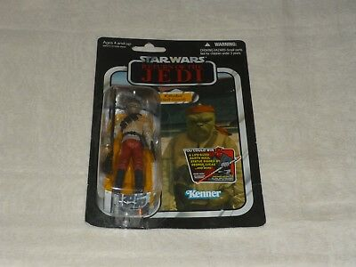 "2010 Star Wars VC ROTJ KITHABA Skiff Guard 3.75"" Action Figure MISP VC56"