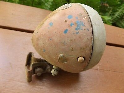 Vintage Bicycle - Miller Headlight Shell - For Spares Or Repairs