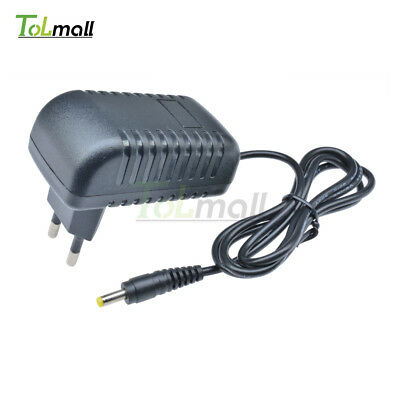 AC 100-240V to DC 12V 2A Power Supply Adapter Charger EU Plug for 5050 LED Light