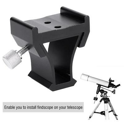 Telescope Finderscope Dovetail Slot Mount Base Plate Photography for Celestron
