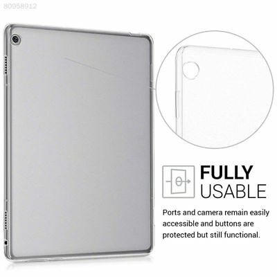 C10D Protective TPU clear Case CoverFor Huawei MediaPad T3 M2 M3 Tablet Release