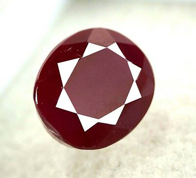 GGL Certified Natural Red Ruby 11.10 Ct Oval Cut Mozambique Gem New Year Offer
