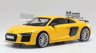 Audi R8 AUDI new R8 V10 PLUS 2017 1:18 alloy car model