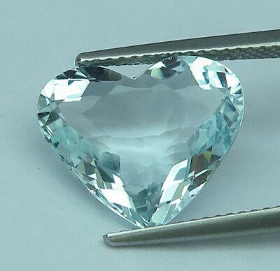 4.94ct Light Blue Aquamarine Tanzania VVS