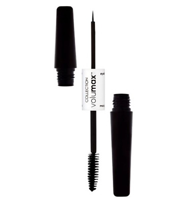 Collection Volumax Mascara and Eyeliner Ultra Black
