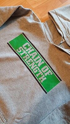 Chain Of Strength Hoodie Kapu Pullover SXE Punk Gorilla Biscuits Youth of Today
