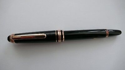 Montblanc MEISTERTÜCK Fountain pen 114 LIMITED ANNIVERSARY EDITION 1924