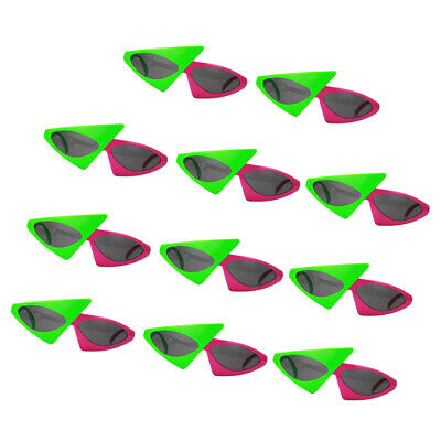 Prettyia 4x Novelty Roy Purdy Party Sunglasses Funny Eye Glasses Costumes Photo Prop