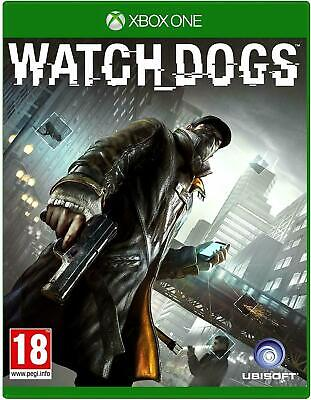 Watch Dogs Xbox One NEW SEALED DISPATCHING TODAY ALL ORDERS BY 2 PM