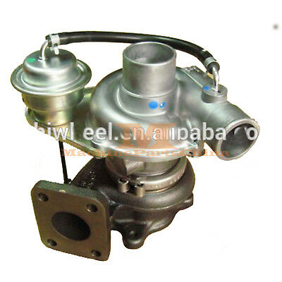 NEW TURBO for Bobcat T190, 6675676 with V2003 Engine NO CORE