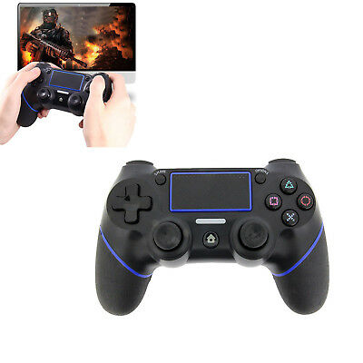 Wireless Bluetooth Game Controller Pad For Sony PS4 Playstation 4 Black