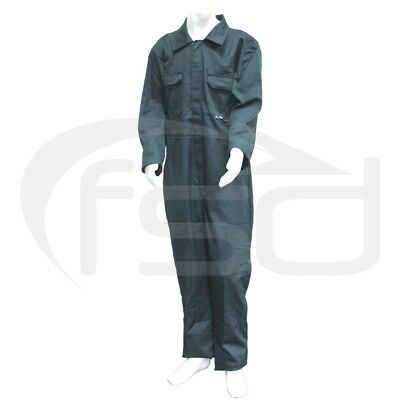 Green - New Kids / Childs Boilersuit / Overalls / Coveralls (Various Ages)