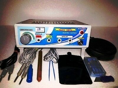 Electrotherapy Electrosurgical Cautery Dermatology Cosmology Treatments Unit &B6