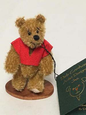 Deb Canham 1999 Disney World Convention Miniature Winnie-The-Pooh 415/500
